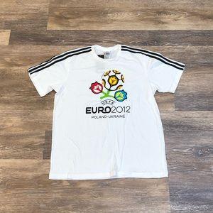 NWT Poland-Ukraine Soccer Shirt